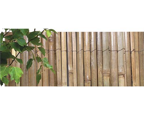Bambusová rohož štiepaná prírodná 1,5 x 5 m