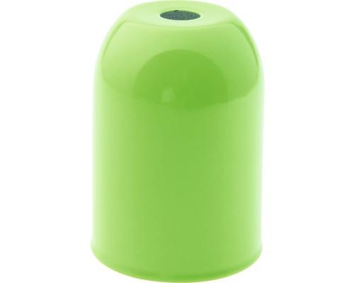 Kryt objímky kovový tubus zelený