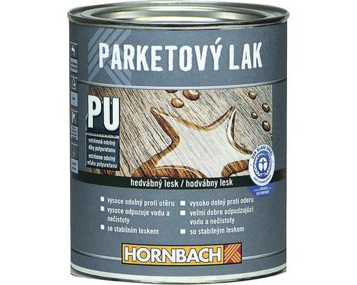 Parketový lak Hornbach hodvábny lesk 750 ml