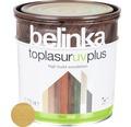Silnovrstvá lazúra Belinka Toplasur buk 0,75 l