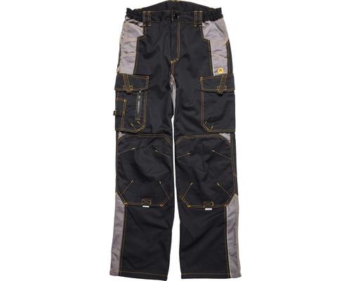 Nohavice do pása Ardon VISION čierno-sivé, veľkosť 56