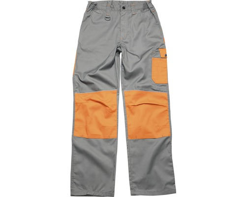 Nohavice do pása Ardon 2STRONG sivo-oranžové, veľkosť 54