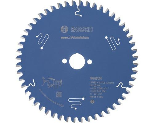 Pílový kotúč Expert AL H 160x20 mm, Z 52
