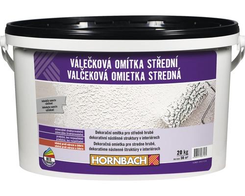 Valčeková syntetická omietka Hornbach MIX vnútorná 20 kg
