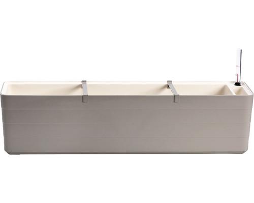 Samozavlažovací hrantík Lafiora Berberis 80 cm taupe