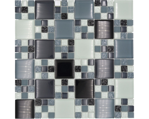 Sklenená mozaika XCM 8565 1,5x1,5 cm