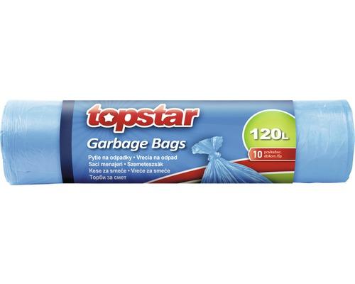 Vrecia na odpadky TOPSTAR LD 10x120 l