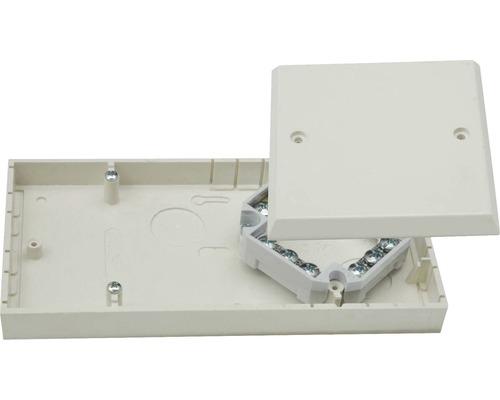Inštalačná krabica lištová s venčekom 6482-14