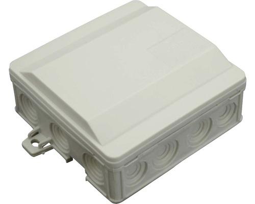 Klipová rozvodná krabica 6410-20 IP54 400V 90x90x40 mm