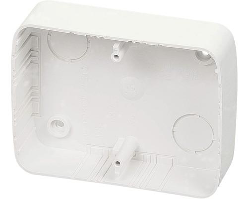 Inštalačná krabica lištová ZTG 81x105x28 mm