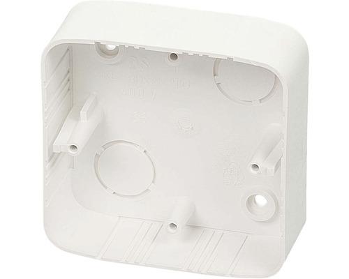 Inštalačná krabica lištová TG 80x80x28 mm