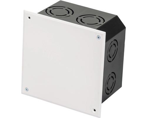 Inštalačná krabica odbočná 132x132 mm
