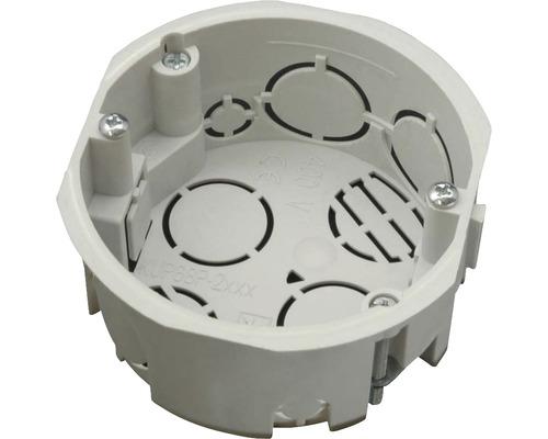 Inštalačná krabica plytká spojovacia do sadrokartónu KUP 68P-231