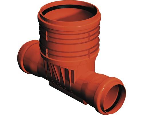 Kanalizačné dno priame Ø 400/150 mm