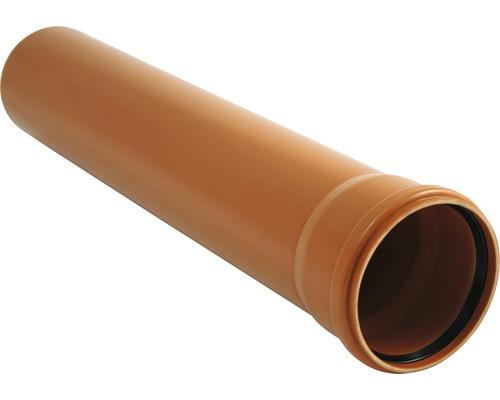 Kanalizačná rúra KG Ø 200, dĺžka 500 mm