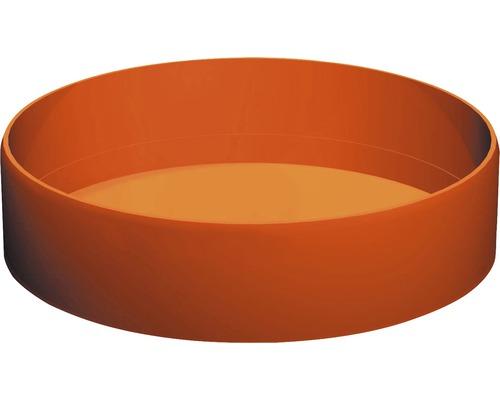 Vonkajšia zátka pre kanalizačné rúry KG Ø 160 mm