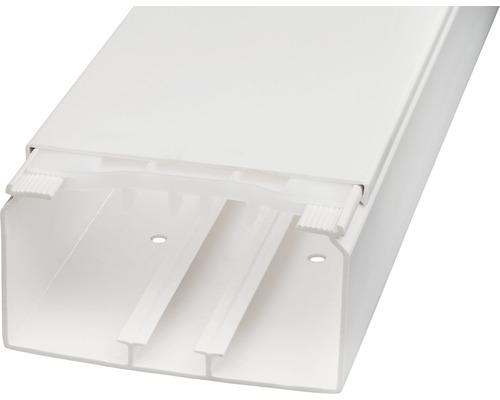 Lišta na káble Roth Lange 110x60 biela