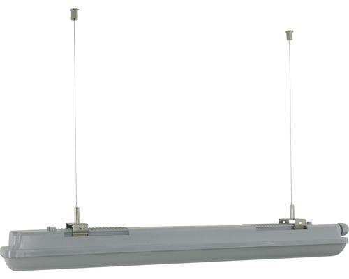 Oceľové lanko pre zavesenie svetelných panelov - set