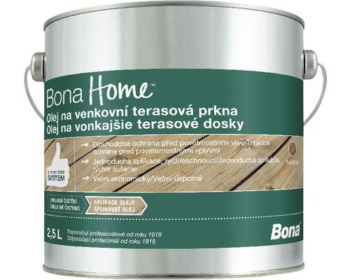 Bona HOME olej na vonkajšie dosky 2,5l