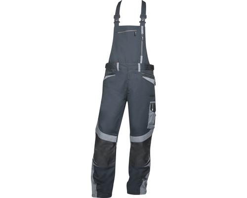 Pracovné nohavice traky ARDON R8ED+ čierno-sivá veľkosť 62