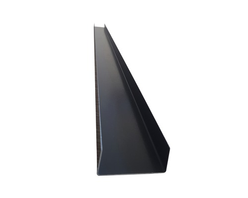 U - Profil Precit Smart antracitová sivá 90 mm 1 m