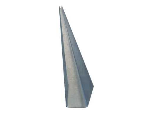 PRECIT Horný krycí profil zinok 70 mm, 2 m