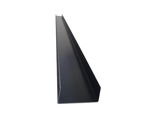 U - Profil Precit Smart antracitová sivá 90 mm 2 m