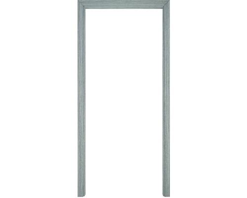 Obložková zárubňa 60 P rovná šírka 75-94 mm dub sivý horizont (VÝROBA NA OBJEDNÁVKU)