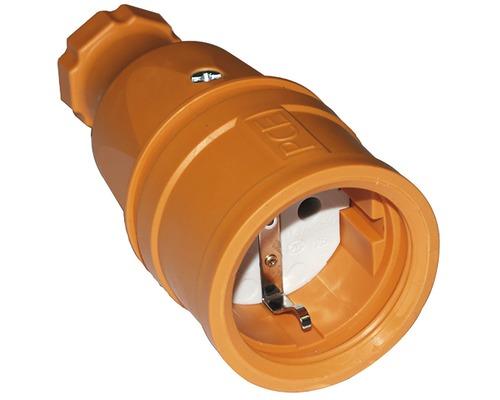 PCE gum. spojka oranžová