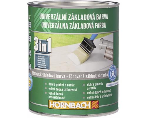 Univerzálna základová farba HORNBACH béžová 0,375 l