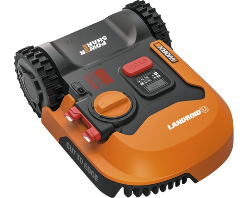 Robotická kosačka WORX Landroid M700