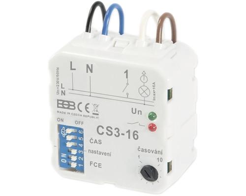 Multifunkčný časový spínač Elektrobock CS3-16