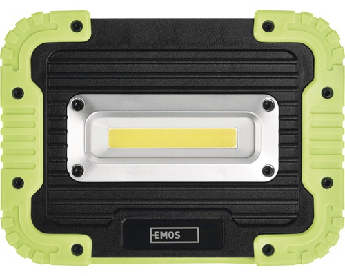 LED pracovný reflektor 10W COB, nabíjací