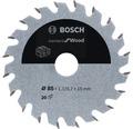 Pílový kotúč Bosch Standard for Wood H Ø 85x15 mm, Z 20