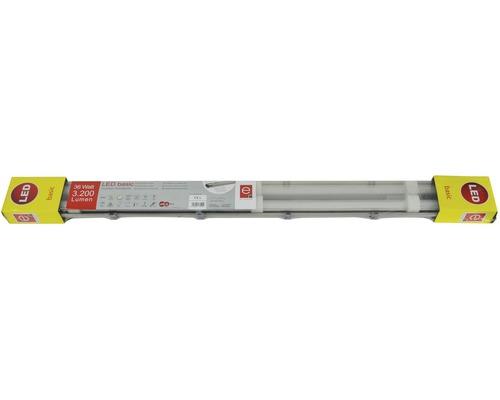 LED osvetlenie do vlhkého prostredia IP65 - basic 2x18W