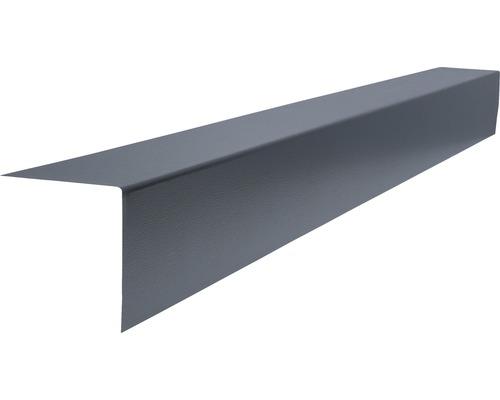 Rohový profil 90° Precit Smart antracitová sivá 100 mm 2 m