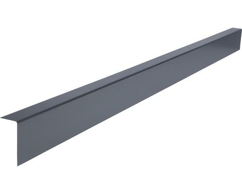 L - Profil Precit Smart antracitová sivá 60 mm 1 m