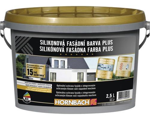 HO Silikónová fasádna farba Plus 2,5l