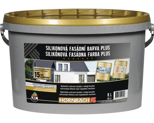 HO Silikónová fasádna farba Plus 5l