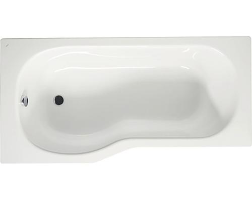 Kúpeľňová vaňa JIKA Tigo 2121.0.000.000 ľavá 160x80 cm