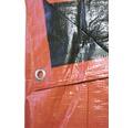 Krycia plachta oranžovozelená 140g/m², 2x3 m