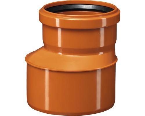 Redukcia pre kanalizačné rúry KG Ø 160/125 mm