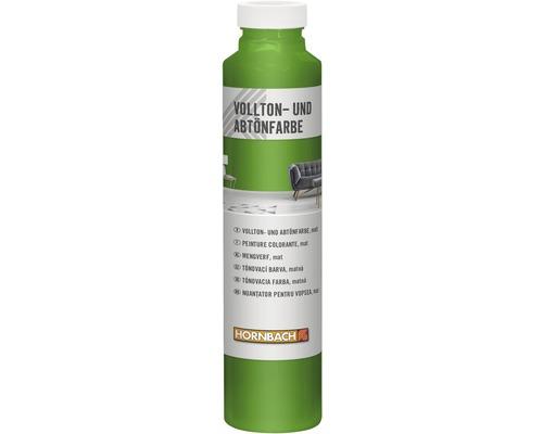 Tónovacia farba trávovo zelená 0,75 l