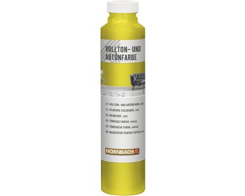 Tónovacia farba žltá 0,75 l