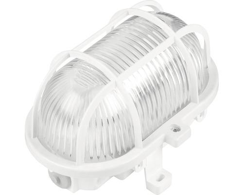 Pracovné svetlo IP44 E27 1x60W biele