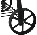 Gril na drevené uhlie grilovací vozík Tenneker® TC Barrel II