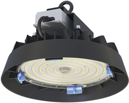 Pracovný reflektor Panlux GALEON FLEXI IP65 150W 5000K čierny