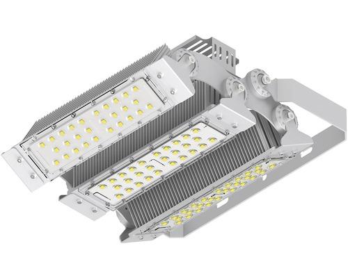 Pracovný reflektor Panlux MODULAR IP65 300W 5000K 90° strieborný