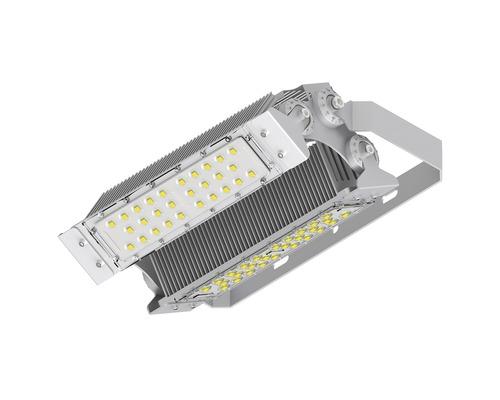 Pracovný reflektor Panlux MODULAR IP65 200W 5000K 150*75° strieborný