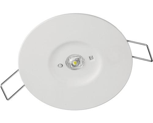 LED vstavané núdzové svietidlo Panlux CARPO OPEN AREA 3W